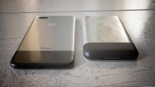 Ngắm concept iPhone 8 đẹp không tì vết mà ai cũng thèm muốn - Ảnh 5.