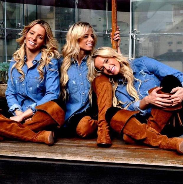 Chị em sinh ba rủ nhau thi người đẹp hình thể, giám khảo trao luôn giải cao nhất cho cả ba vì không phân biệt nổi - Ảnh 2.