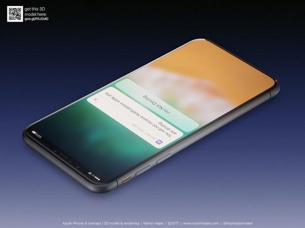 Cận cảnh vẻ đẹp mê mẩn của iPhone 8 có thể làm bạn dốc hết hầu bao để mua ngay - Ảnh 18.