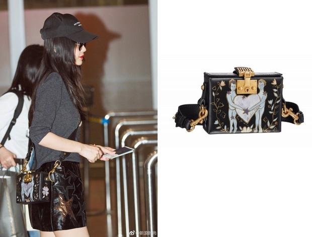 Chỉ trong 3 tháng, Angela Baby đã có bộ sưu tập túi Dior trị giá cả tỷ đồng khiến ai cũng ghen tị - Ảnh 7.