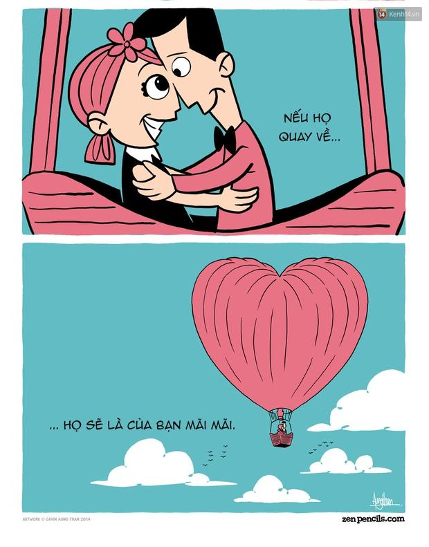 Khi bạn yêu ai đó, hãy để họ tự do! - Ảnh 13.