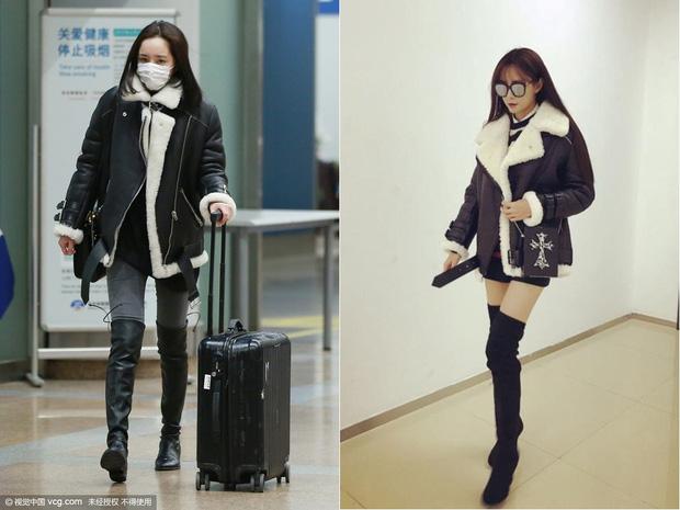 Nữ diễn viên Trung Quốc vô danh gây chú ý vì thường xuyên cosplay phong cách của Dương Mịch, Angela Baby - Ảnh 7.