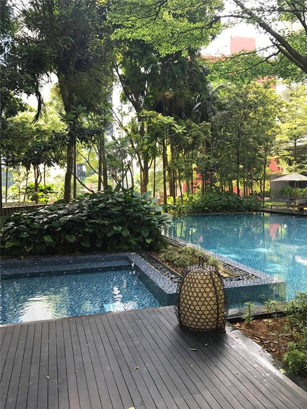 Sau biệt thự dát vàng ở TP HCM, Lý Nhã Kỳ tiếp tục tậu penthouse siêu sang hơn 100 tỷ đồng tại Singapore - Ảnh 7.