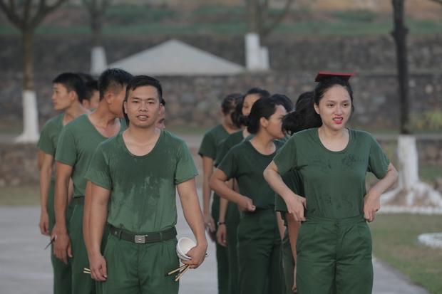 Hương Giang hào hứng với các thử thách