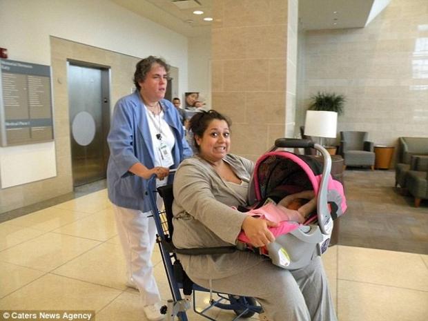 Quá sốc vì bị chồng và nhân tình gọi là con lợn béo ú, bà mẹ trẻ giảm cân ngoạn mục - Ảnh 1.