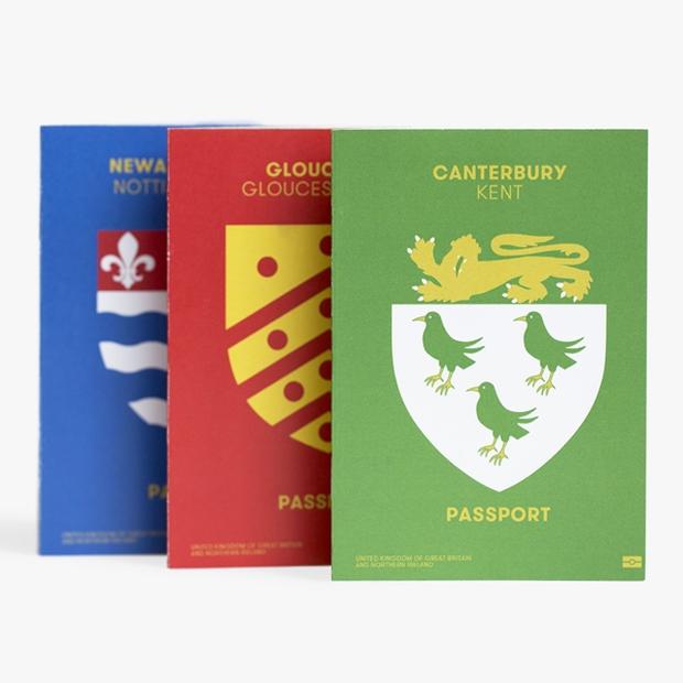 Chiêm ngưỡng những mẫu hộ chiếu mới cực chất của Anh sau khi rời EU - Ảnh 15.