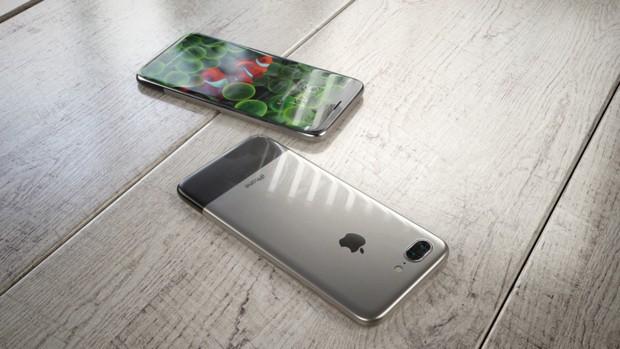 Ngắm concept iPhone 8 đẹp không tì vết mà ai cũng thèm muốn - Ảnh 6.