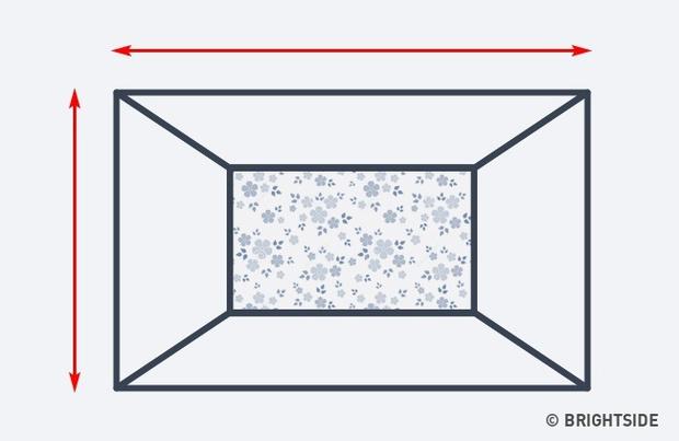 7 cách hô biến căn phòng của bạn trở nên rộng lớn hơn chỉ nhờ ảo ảnh thị giác - Ảnh 8.