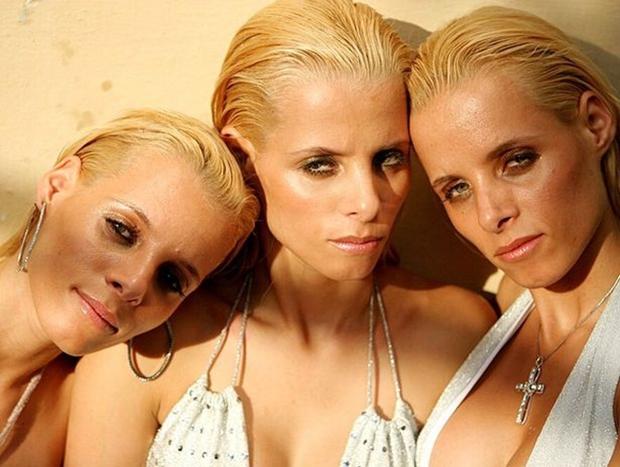 Chị em sinh ba rủ nhau thi người đẹp hình thể, giám khảo trao luôn giải cao nhất cho cả ba vì không phân biệt nổi - Ảnh 7.