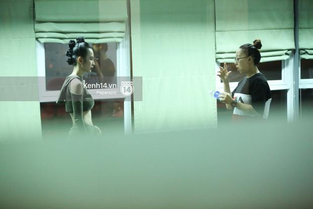 Mặc dù bệnh nhưng Angela Phương Trinh vẫn miệt mài tập vũ đạo đến tận khuya - Ảnh 8.