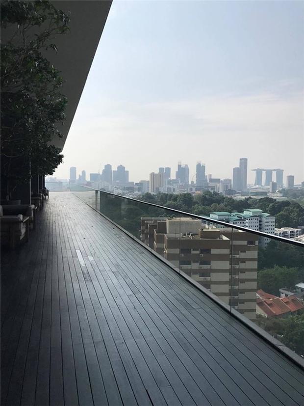 Sau biệt thự dát vàng ở TP HCM, Lý Nhã Kỳ tiếp tục tậu penthouse siêu sang hơn 100 tỷ đồng tại Singapore - Ảnh 8.