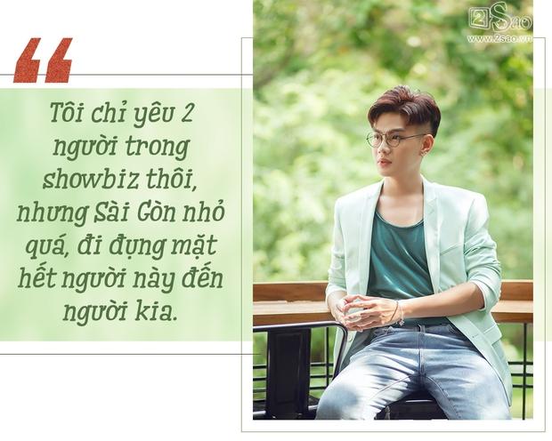 Đào Bá Lộc lần đầu móc gan ruột về mối tình với nam danh hài - MC lừng lẫy showbiz Việt - Ảnh 9.