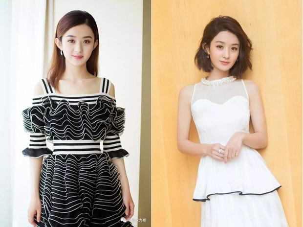 Lưu Thi Thi, Triệu Lệ Dĩnh và Cổ Lực Na Trát: Sau khi xuống tóc, style cũng thay đổi luôn 180 độ - Ảnh 8.
