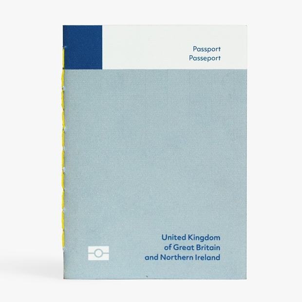 Chiêm ngưỡng những mẫu hộ chiếu mới cực chất của Anh sau khi rời EU - Ảnh 17.