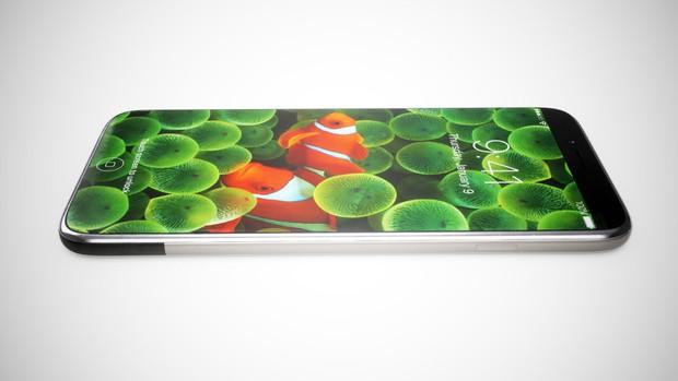 Ngắm concept iPhone 8 đẹp không tì vết mà ai cũng thèm muốn - Ảnh 7.