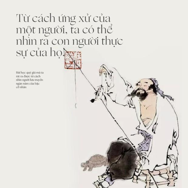Những bài học quý giá mà ta rút ra được từ cách nhìn người lưu truyền ngàn năm của bậc cổ nhân - Ảnh 9.