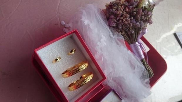 Hôn thê đang mang thai qua đời vì tai nạn giao thông, người đàn ông chung tình biến lễ viếng thành buổi lễ đính hôn - Ảnh 9.