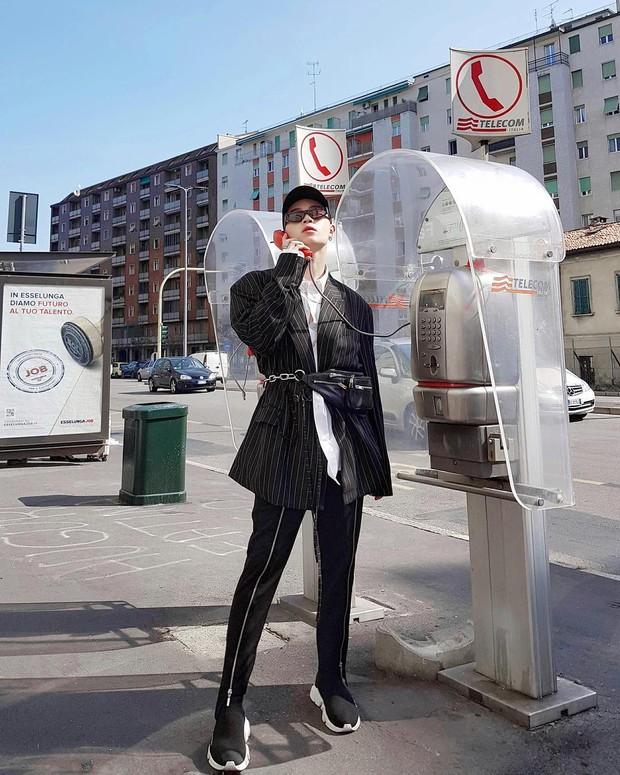 Kelbin Lei tiếp tục được thương hiệu đình đám Vetements lăng xê trên Instagram - Ảnh 7.