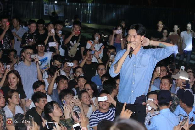 Kimmese và dàn DJ cuồng nhiệt cùng fan Hà Nội trong đêm nhạc EDM sôi động - Ảnh 12.