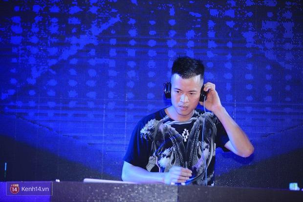 Kimmese và dàn DJ cuồng nhiệt cùng fan Hà Nội trong đêm nhạc EDM sôi động - Ảnh 13.