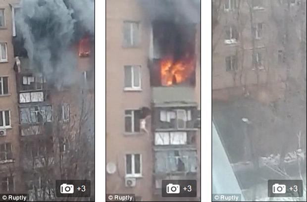 Liều mạng nhảy từ tầng 8 xuống đất để tránh hỏa hoạn, cô gái may mắn sống sót kỳ diệu - Ảnh 2.