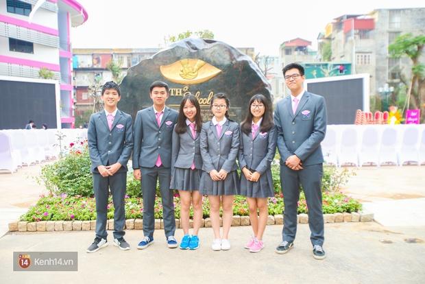 Du học tại chỗ ở Hà Nội tại ngôi trường mới toanh, sang xịn và toàn màu hồng! - Ảnh 3.