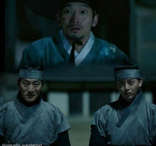 """Huyền Thoại Biển Xanh: Dã man! Lee Min Ho sẽ có nguy cơ bị bạn thân """"đâm sau lưng""""? - Ảnh 1."""