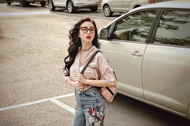 Sau Chi Pu, đến Angela Phương Trinh cũng nhăm nhe chuyển ngạch sang thiết kế thời trang? - Ảnh 2.