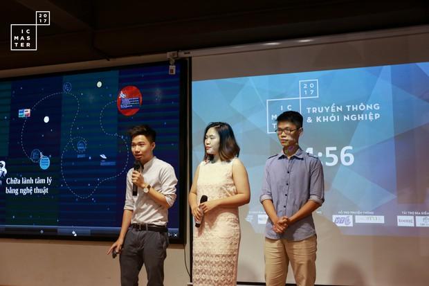IC Master 2017: Chắp cánh ước mơ khởi nghiệp cho những Nhà truyền thông tài ba - Ảnh 14.
