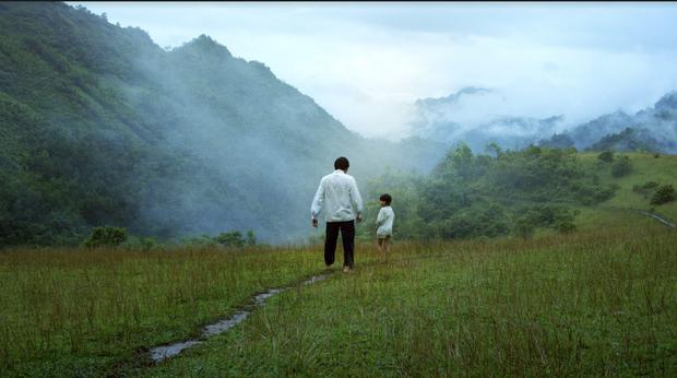 Phim độc lập Cha Cõng Con hé lộ trailer với nhiều cảnh đẹp đến nức lòng của Việt Nam - Ảnh 3.