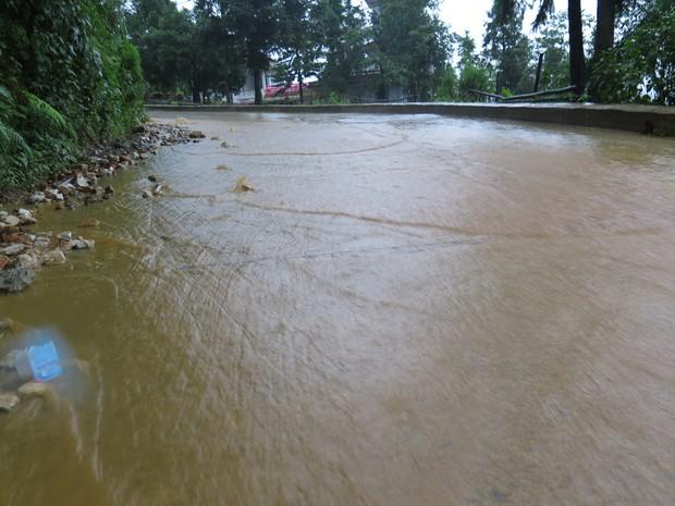 Chùm ảnh: Hoàn lưu bão số 2 càn quét nặng nề khu du lịch Cát Cát ở Sa Pa - Ảnh 2.