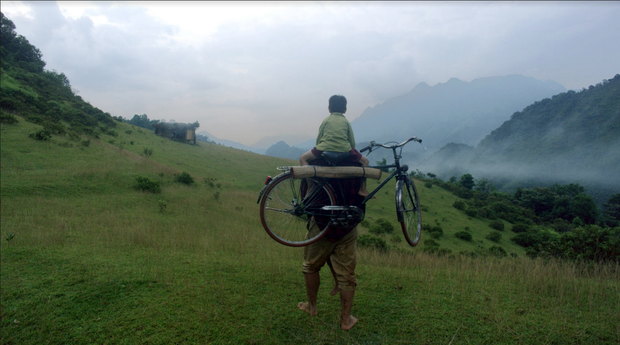 Phim độc lập Cha Cõng Con hé lộ trailer với nhiều cảnh đẹp đến nức lòng của Việt Nam - Ảnh 9.
