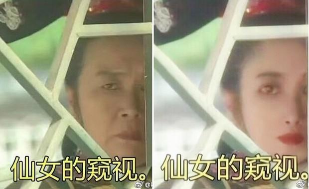 Đến Dung Ma Ma của Hoàn Châu Cách Cách còn hóa mỹ nhân thì ai chẳng lột xác được nhờ photoshop! - Ảnh 7.