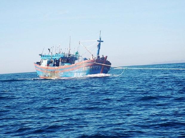 Nghệ An: Một ngư dân tử vong ngay trước khi cơn bão số 10 đổ bộ - Ảnh 1.