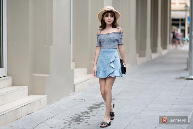 Trời mát mẻ, giới trẻ Việt chẳng ngại ăn vận lồng lộn để có những bức hình street style thật nổi - Ảnh 5.