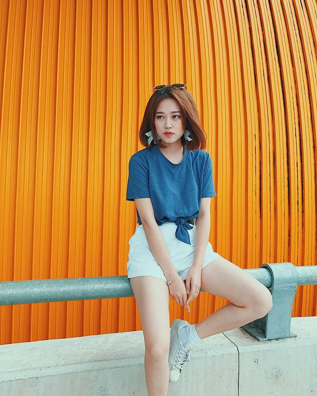 Quanh đi quẩn lại, đây vẫn là 3 kiểu áo phông được con gái Việt mê nhất - Ảnh 15.
