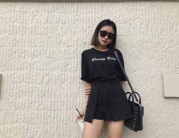 Quanh đi quẩn lại, đây vẫn là 3 kiểu áo phông được con gái Việt mê nhất - Ảnh 8.
