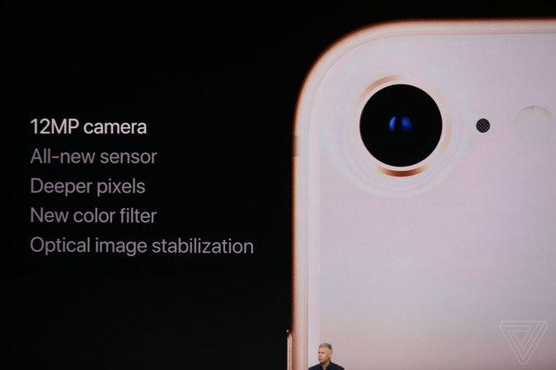 iPhone 8 và 8 Plus chính thức ra mắt: Có phiên bản màu Vàng Thẹn Thùng ai nhìn cũng mê! - Ảnh 5.