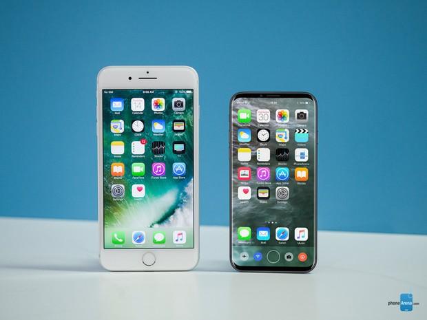 Một loạt thông tin về iPhone 8 vừa rò rỉ, những người đang đợi chiếc máy này cần cập nhật ngay - Ảnh 1.