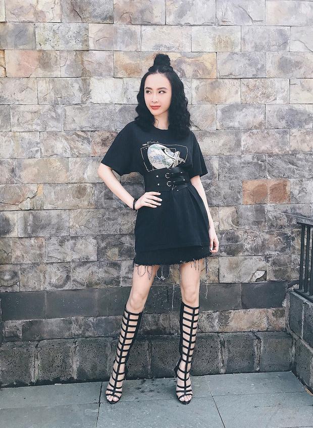 Angela Phương Trinh diện 176 bộ trang phục khác nhau trong Glee Việt - Ảnh 5.