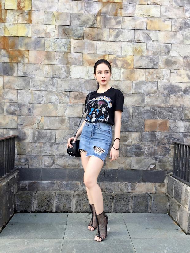 Angela Phương Trinh diện 176 bộ trang phục khác nhau trong Glee Việt - Ảnh 4.