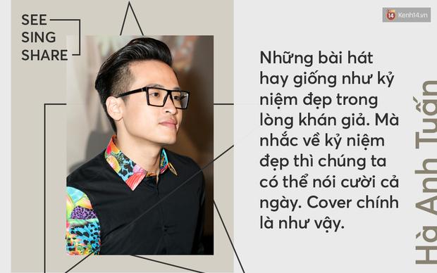 Hà Anh Tuấn: Nếu See Sing Share không được khán giả ủng hộ, thì chưa chắc tôi sẽ đi tiếp với âm nhạc - Ảnh 3.