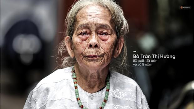 Người già bán vé số tại Sài Gòn: Những phận người bị bỏ quên - Ảnh 1.