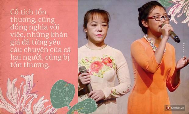 Chuyện cô Út và Phương Mỹ Chi: Đã có câu chuyện đẹp, xin cứ để nó mãi đẹp - Ảnh 2.