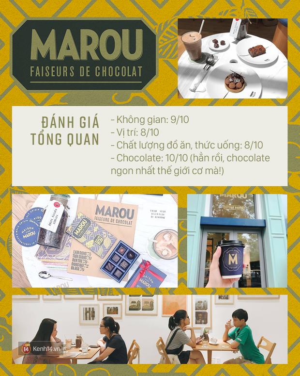 Maison Marou Hanoi: Cuối cùng thì cửa hàng chocolate ngon nhất thế giới cũng đã về với Hà Nội rồi đây! - Ảnh 21.