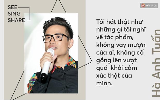 Hà Anh Tuấn: Nếu See Sing Share không được khán giả ủng hộ, thì chưa chắc tôi sẽ đi tiếp với âm nhạc - Ảnh 5.