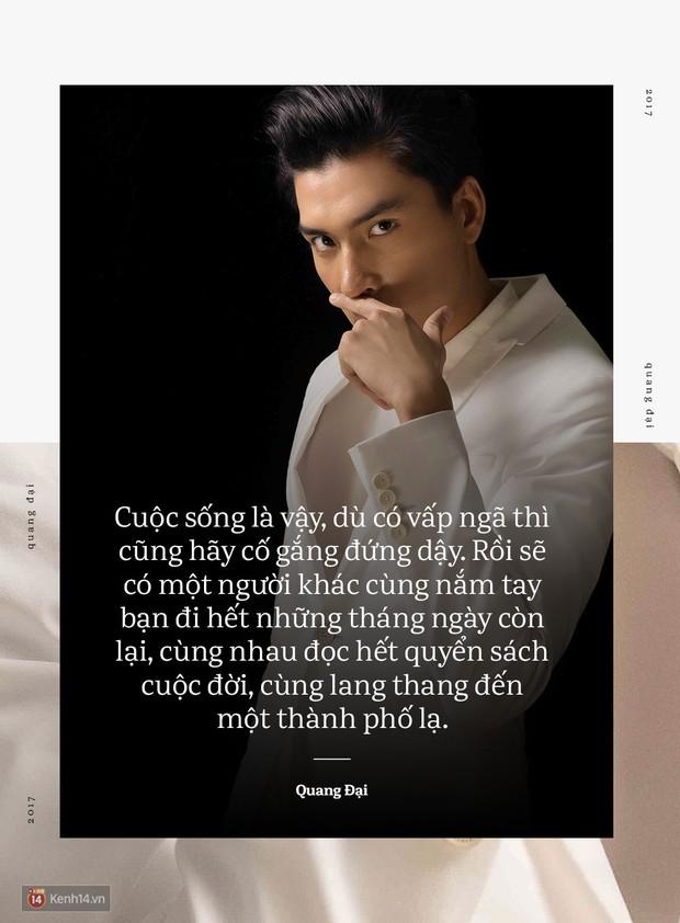 Quang Đại - Đấy là chàng trai trong mơ của mọi cô gái, không chỉ bởi gương mặt đẹp và chiều cao 1m88 - Ảnh 6.