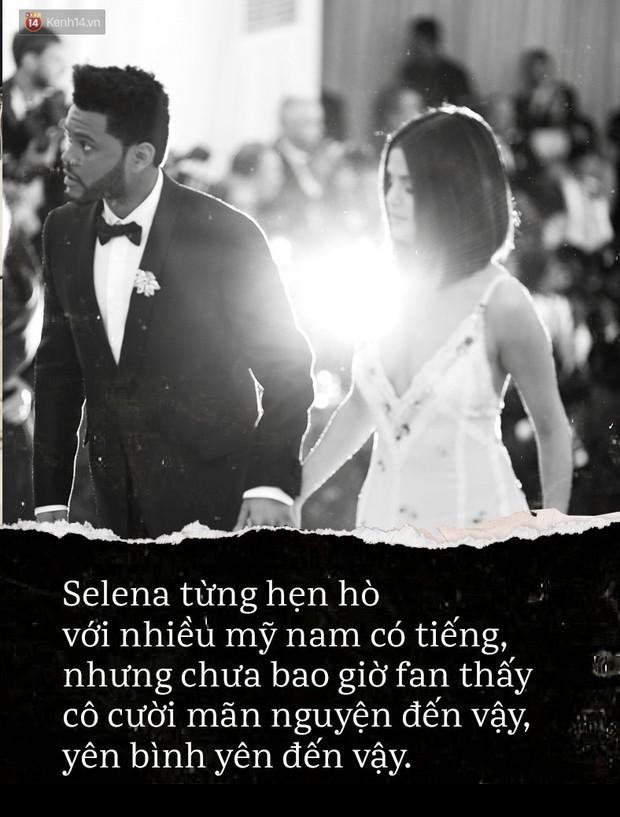 Đằng sau vết sẹo của Selena Gomez: Khi vinh hoa cả trăm ngàn bạn, lúc hoạn nạn tri kỉ chỉ còn hai - Ảnh 7.