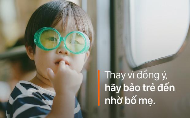 8 hành động yêu thương trẻ chúng ta cần sửa để không khiến bố mẹ của bé lo lắng - Ảnh 3.