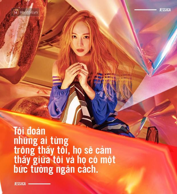 Jessica Jung sau 3 năm rời SNSD: Sức mạnh tiềm tàng của nàng công chúa đích thực - Ảnh 2.